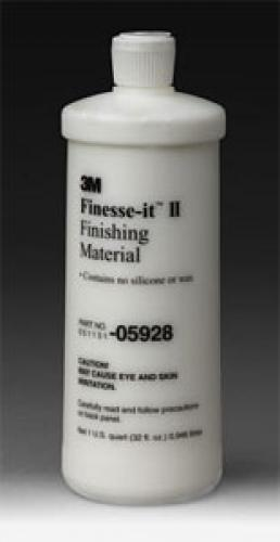 Cleaner Glaze, Finesse-It II by 3M, 5928, 32oz image
