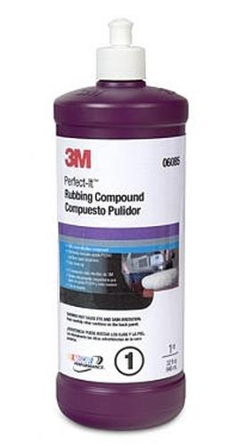 Compound, Level 9, Perfect-It 3000 Compound by 3M, 6085, 32oz image