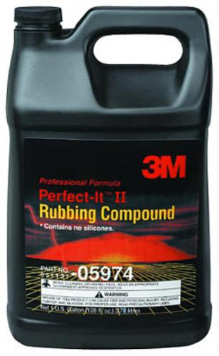 Compound, Level 9, Perfect-It II by 3M, 5974, Gallon image