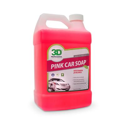 Pink Car Soap, 202, gallon image
