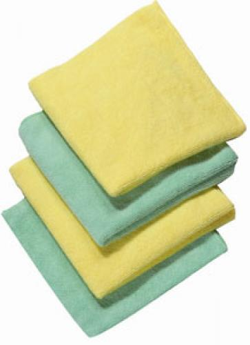 Polishing Cloths, Korean Microfiber, Standard, dozen image