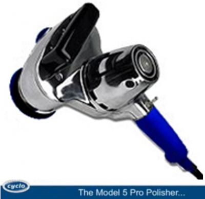 Polisher, Cyclo Dual Head Polisher 5-Pro, Mark II image
