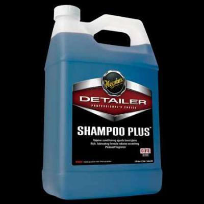 Wash, Shampoo Plus by Meguiars, D11101, Gallon image