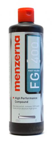 Compound, Level 9, Fast Gloss Compound by Menzerna, FG 400, 16oz image