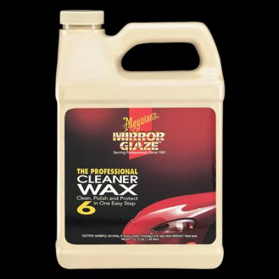 Cleaner/Wax by Meguiars, M0664, 64oz image