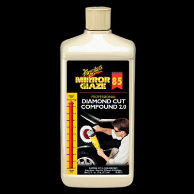 Compound, Level 10, Diamond Cut by Meguiars, M8532, 32oz image