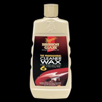 Cleaner/Wax by Meguiars, M0616, 16oz image