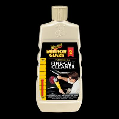 Cleaner, Level 5, Fine-Cut Cleaner by Meguiars, M0216, 16oz image