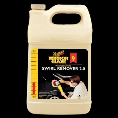 Cleaner Glaze, Swirl Remover by Meguiars, M0901, Gallon image