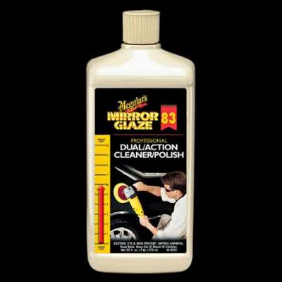 Cleaner, Level 6, Dual Action Cleaner Polish by Meguiars, M83, 32oz image