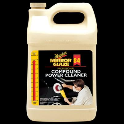 Compound, Level 9, Compound Power Cleaner by Meguiars, M8401, Gallon image