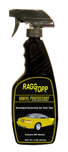 Ragg Topp Vinyl Top Protectant image