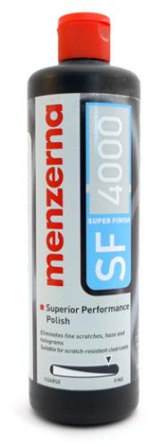Cleaner Glaze, Super Finish by Menzerna, SF 4000, 16oz image