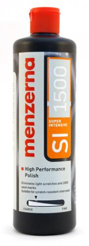 Cleaner, Level 5, Super Intensive Polish by Menzerna, SI 1500, 16oz image