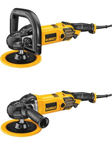 Polisher, DeWalt Variable Buffer, DWP849X image
