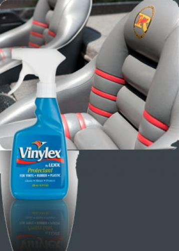 Vinyl & Rubber, Vinylex, Cleaner/Conditioner, 1/2 liter spray image