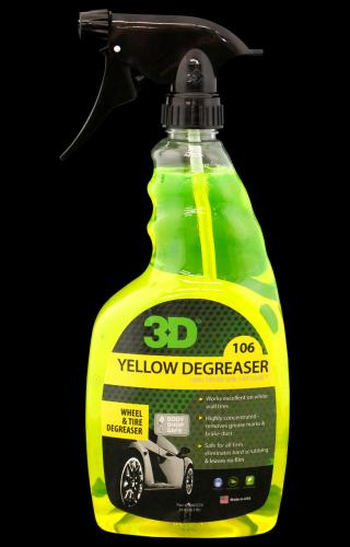 Yellow Degreaser, 106, 24 ounce image