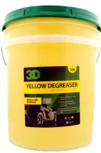 Yellow Degreaser, 106, 5 gallon image