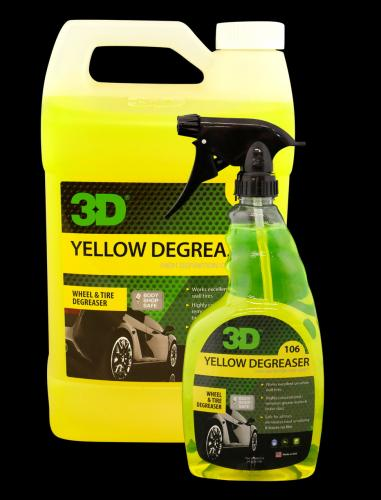 Yellow Degreaser, 106, gallon image