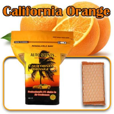 California Orange, scented pads, 60 count bag image