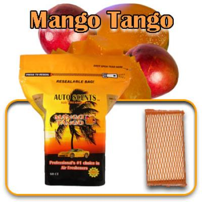 Mango Tango, scented pads, 60 count bag image